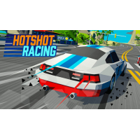 Jogo Hotshot Racing - PC Steam