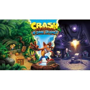 Jogo Crash Bandicoot N. Sane Trilogy - Nintendo Switch