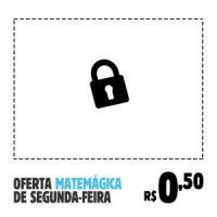 [Black Friday - Segunda] 1 Casquinha por R$0,50