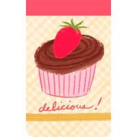 Mini Caderneta Galison Books Cupcake