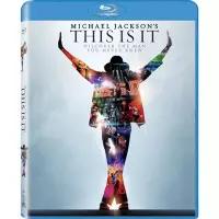 Blu-ray Michael Jackson: This is it