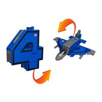 Pocket Morphers N4 Skyfighter - Fun Divirta-se