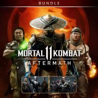 Jogo Mortal Kombat 11: Aftermath + Kombat Pack Bundle -