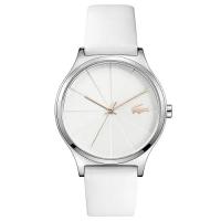 Relógio Lacoste Feminino Couro Branco - 2001040