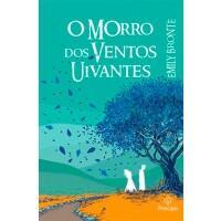 Livro O Morro dos Ventos Uivantes - Emily Bronte