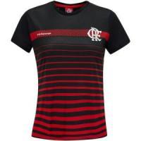 [APP] Camiseta do Flamengo Date 19 - Feminina