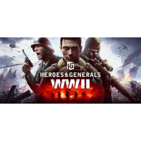 Jogo Heroes & Generals - Starter Pack Key - PC