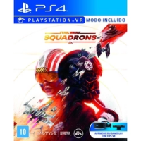 Game Star Wars Squadrons Br - PS4