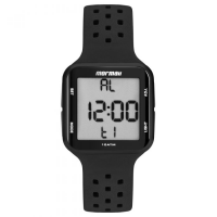 Relógio Masculino Mormaii Mo66008P  Preto