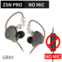 Fones de Ouvido Intra-Auriculares KZ Zsn Pro