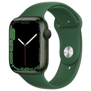 Apple Watch Series 7 GPS 41mm Caixa Verde de Alumínio co