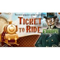 Jogo Ticket to Ride: Europe - PC Steam