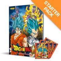 Starter Pack - Kit Capa Dura - Dragon Ball Super Álbum C