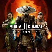 Jogo Mortal Kombat 11 Aftermath - PC Steam