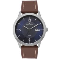 Relógio Technos Masculino - Classic Steel Prata