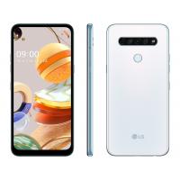 "Smartphone LG K61 128GB Dual Chip 4GB RAM Tela 6.53"""