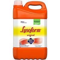 Desinfetante Bruto Lysoform 5L R$34,65