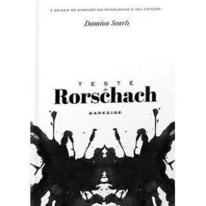 Livro Teste de Rorschach: A Origem - Damion Searls