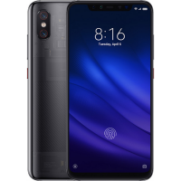 Xiaomi Mi 8 Pro Preto 128GB + 8GB RAM Dual Câmera Tela 6