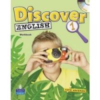 Livro Discover English 1 Activity Book Wmulti Rom 1e