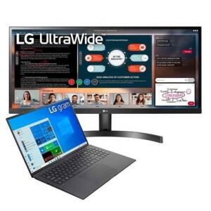 KIT LG Notebook Gram Intel Core i71165G7 16GB 256GB SSD