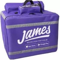 R$50 de Desconto em Pedidos Acima de R$ 100 no James