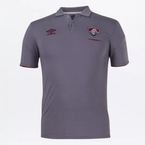 Camisa Polo Fluminense Viagem 20/21 Umbro Masculina - C