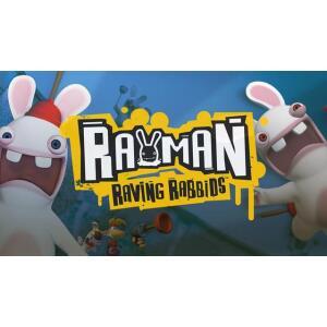 Jogo Rayman Raving Rabbids - PC