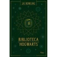 Livro - Box Biblioteca Hogwarts