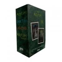 Livro Box Asylum
