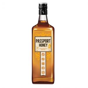 Whisky Escocês Passport Honey - 670ml