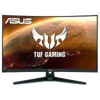 "Monitor Gamer Asus LED TUF Gaming 31.5"" Curvo FHD HDMI F"