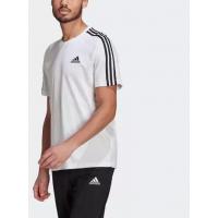 Camiseta Adidas Essentials 3 Listras - Masculina