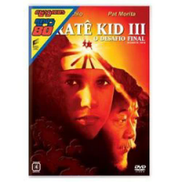 DVD Karatê Kid III: O Desafio Final